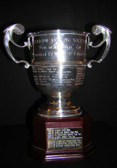 Harrow Angling Society Cup - No1